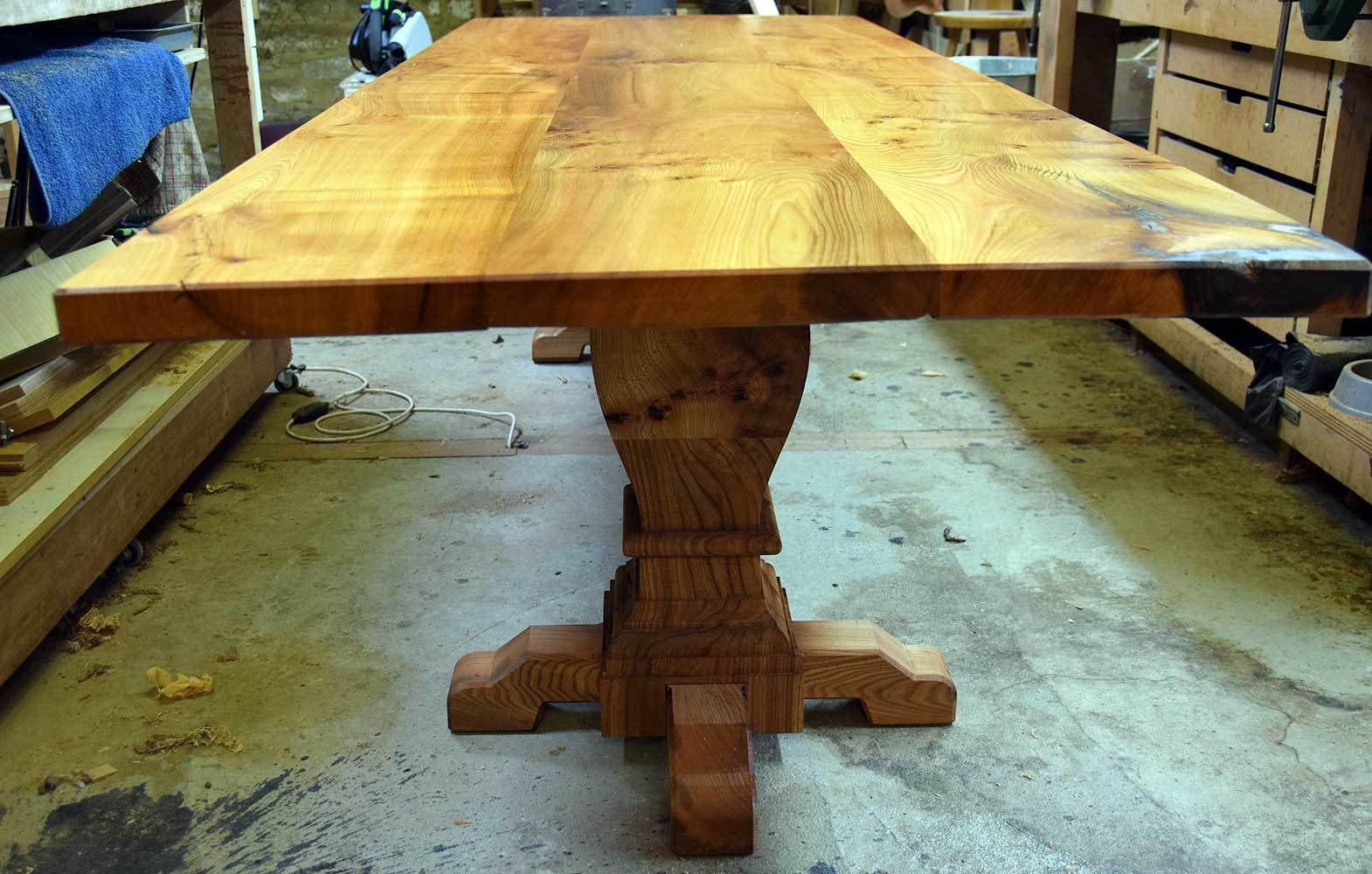 elm-refectory-table-with-classic-pedestal-leg