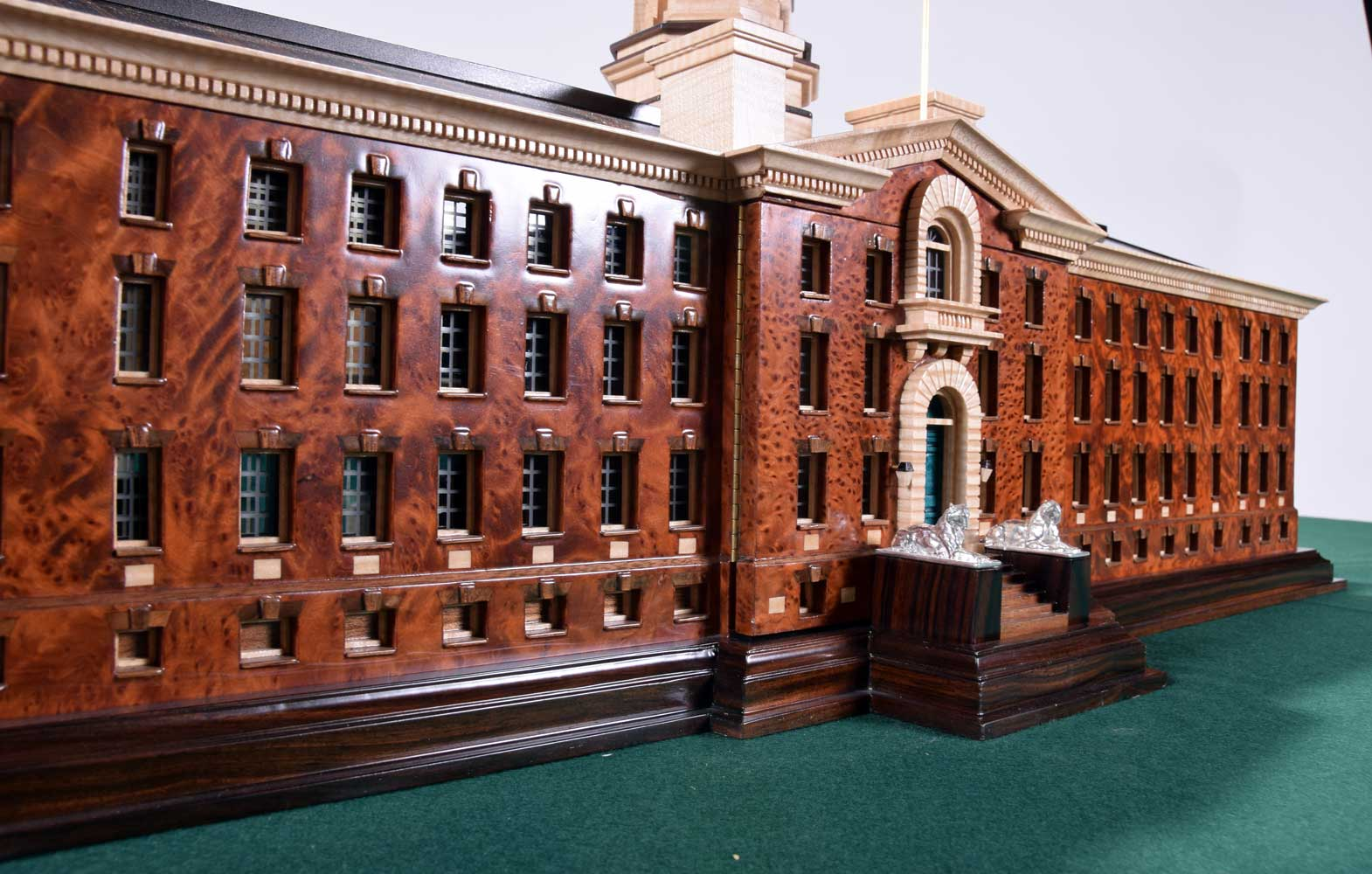 Nassau Hall Model